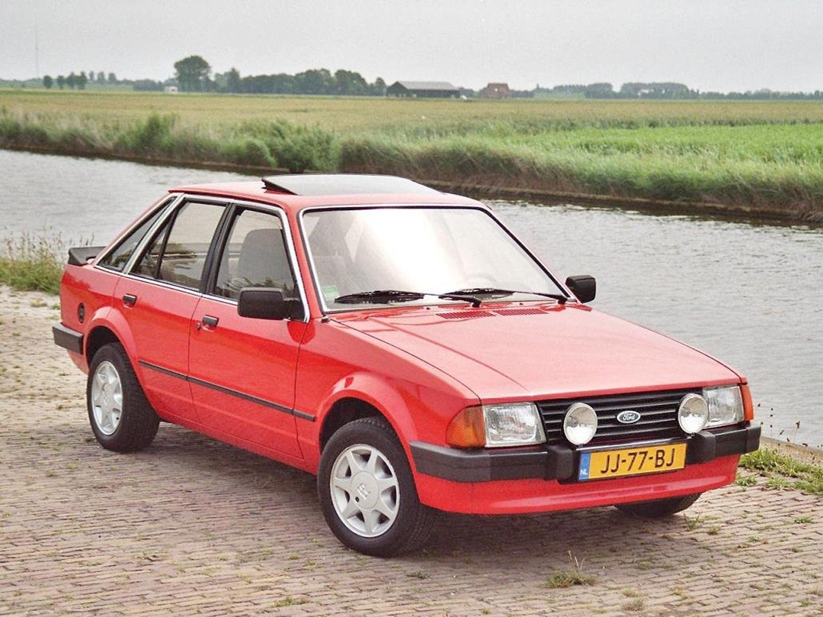 Ford Escort (Europa) – Wikipédia, a enciclopédia livre